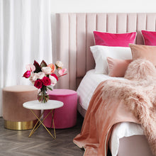 Lulu Bed - Queen in Nude-Find It Style It Home