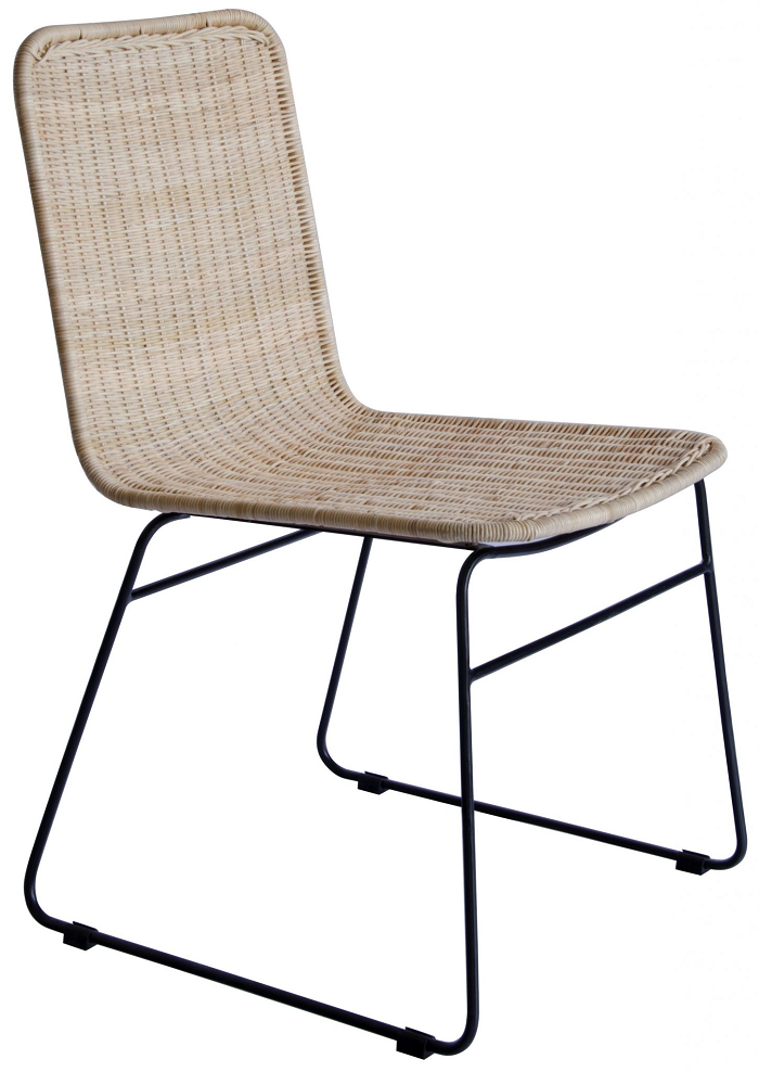 Park Rattan Dining Chair