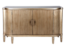 Tiffany Curved Buffet - Gold