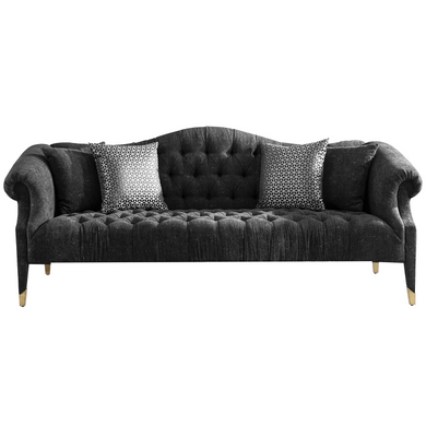 3 Seater Tufted Sofa