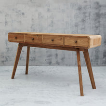 Riia Four Drawer Console/Desk