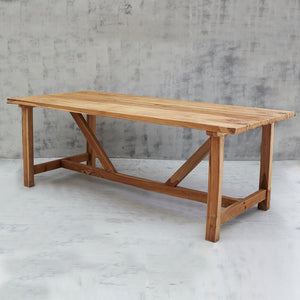 Sefer Rustic Table - Small 2 meters