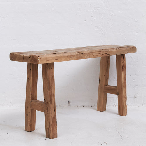 Mikha Rustic Bench - 1.6 meters-Find It Style It Home