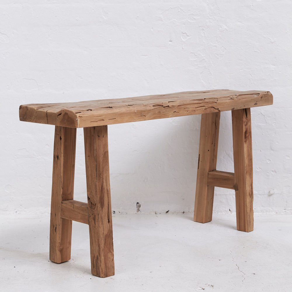 Mikha Rustic Bench - 1.6 meters