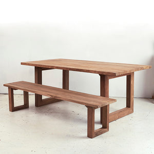 Elyas Rustic Table - 2m-Find It Style It Home