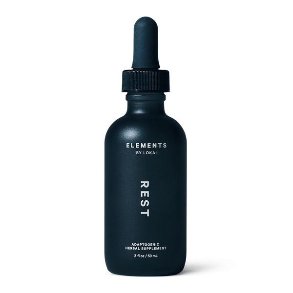 Elements Rest Tincture Bottle