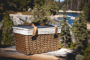 CANASTA GRANDE BASKET - Rosemary & Wines