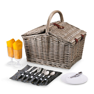 PICCADILLY PICNIC BASKET - Rosemary & Wines