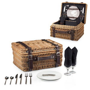 CHAMPION PICNIC BASKET - Rosemary & Wines