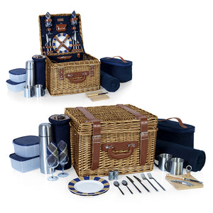 CANTERBURY PICNIC BASKET - Rosemary & Wines