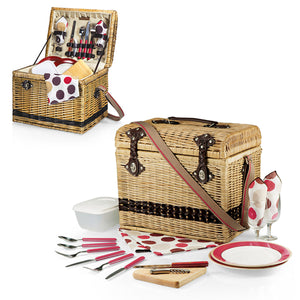 YELLOWSTONE PICNIC BASKET - Rosemary & Wines