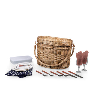 ROMANCE PICNIC BASKET - Rosemary & Wines