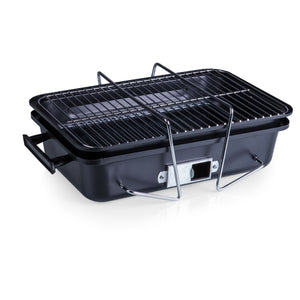 BUCCANEER PORTABLE CHARCOAL GRILL - Rosemary & Wines