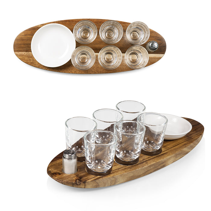 SHOT SERVING TRAY (Viva Tequila!?)