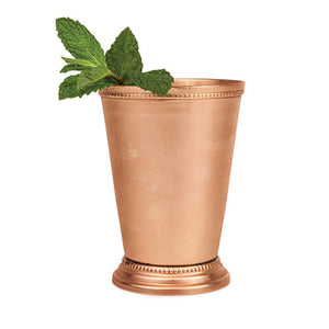 Copper Julep Cup Rosemary & Wines