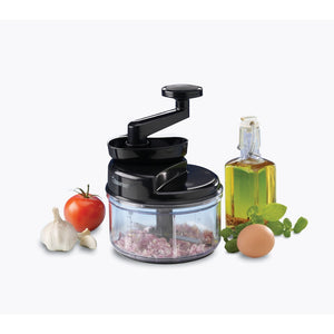 Manual Food Processor - Rosemary & Wines