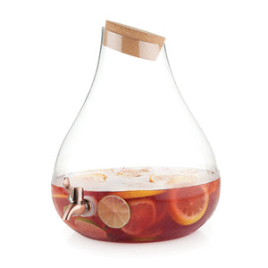 Pearl Beverage and Sangria Dispenser - Rosemary & Wines