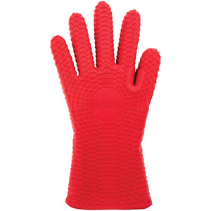 Silicone Oven Glove - Rosemary & Wines