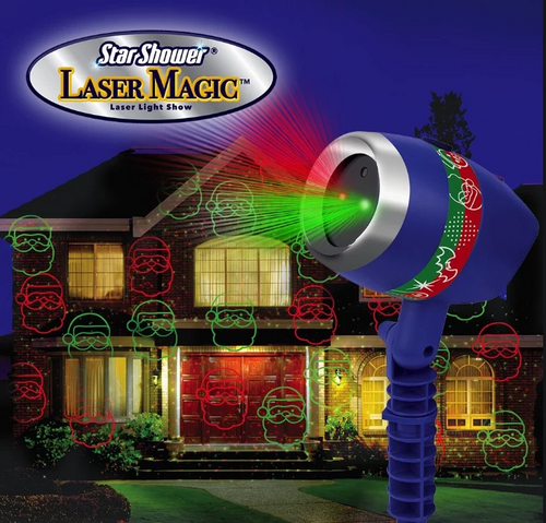 Christmas Laser Lights-BEST SELLER