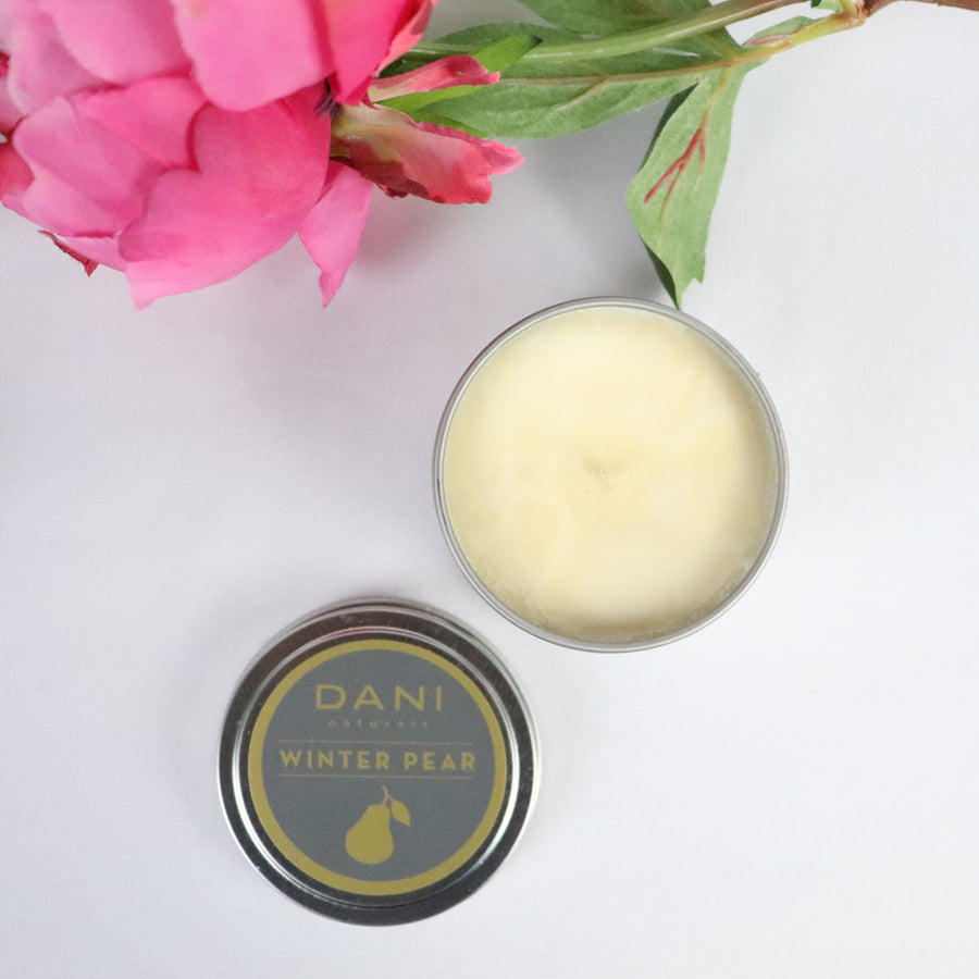 Candle Winter Pear
