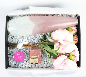 Mini Pretty In Pink Gift Box