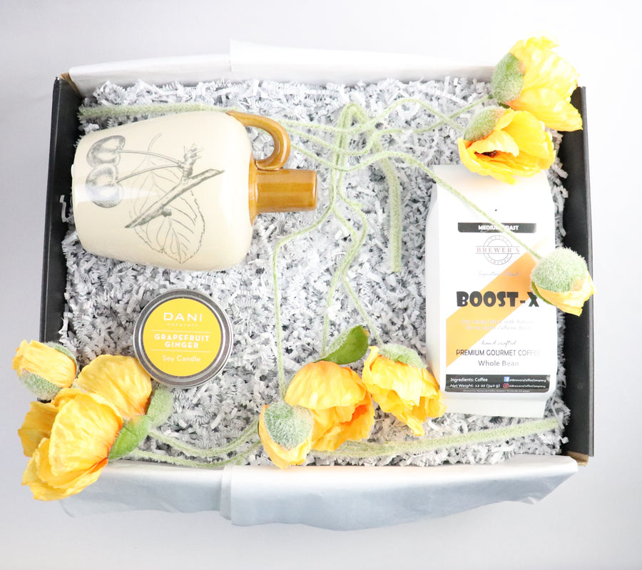 Boost-X Coffee Gift Box