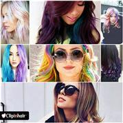 Trend alert: Rainbow Hair is so hot right now
