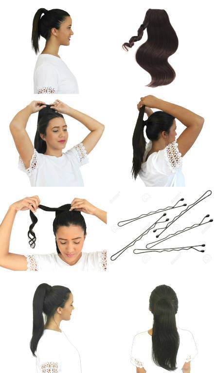 Boost Your Ponytail with These Simple Steps
