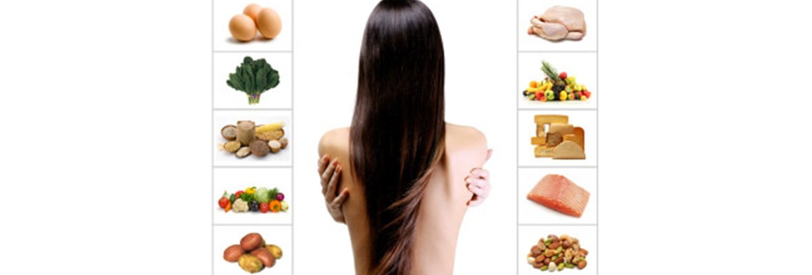 5 WAYS TO IMPROVE YOUR HAIR THROUGH DIET