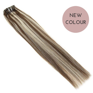 Playful Princess 20inch Cool Highlighted Blonde Clip-In 60g Volumizer