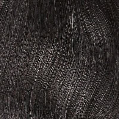 Jet Black Halo Hair Extensions colorname_Jet Black