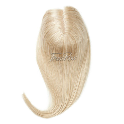 Ash Blonde Crown Topper - FrontRow colorname_Ash Blonde
