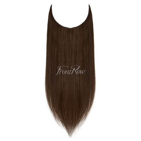Sweet On You 18inch Chocolate Brown Halo Hair Extensions