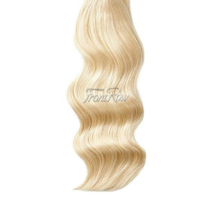 Life Of The Party 20inch Light Blonde Clip-in Hair Extensions - FrontRow