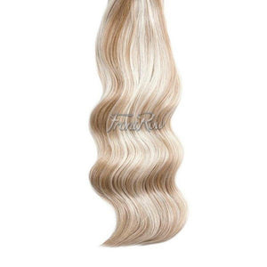 Ready To Mingle 20inch Highlighted Blonde Clip-in Hair Extensions - FrontRow