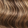 Highlighted Brown Clip-In Hair Extensions colorname_Highlighted Brown