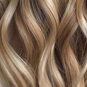 Mixed Toffee Clip-in Hair Extensions colorname_Mixed Toffee