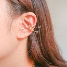 Load image into Gallery viewer, Earcuff/Clip-Ons - Thamia