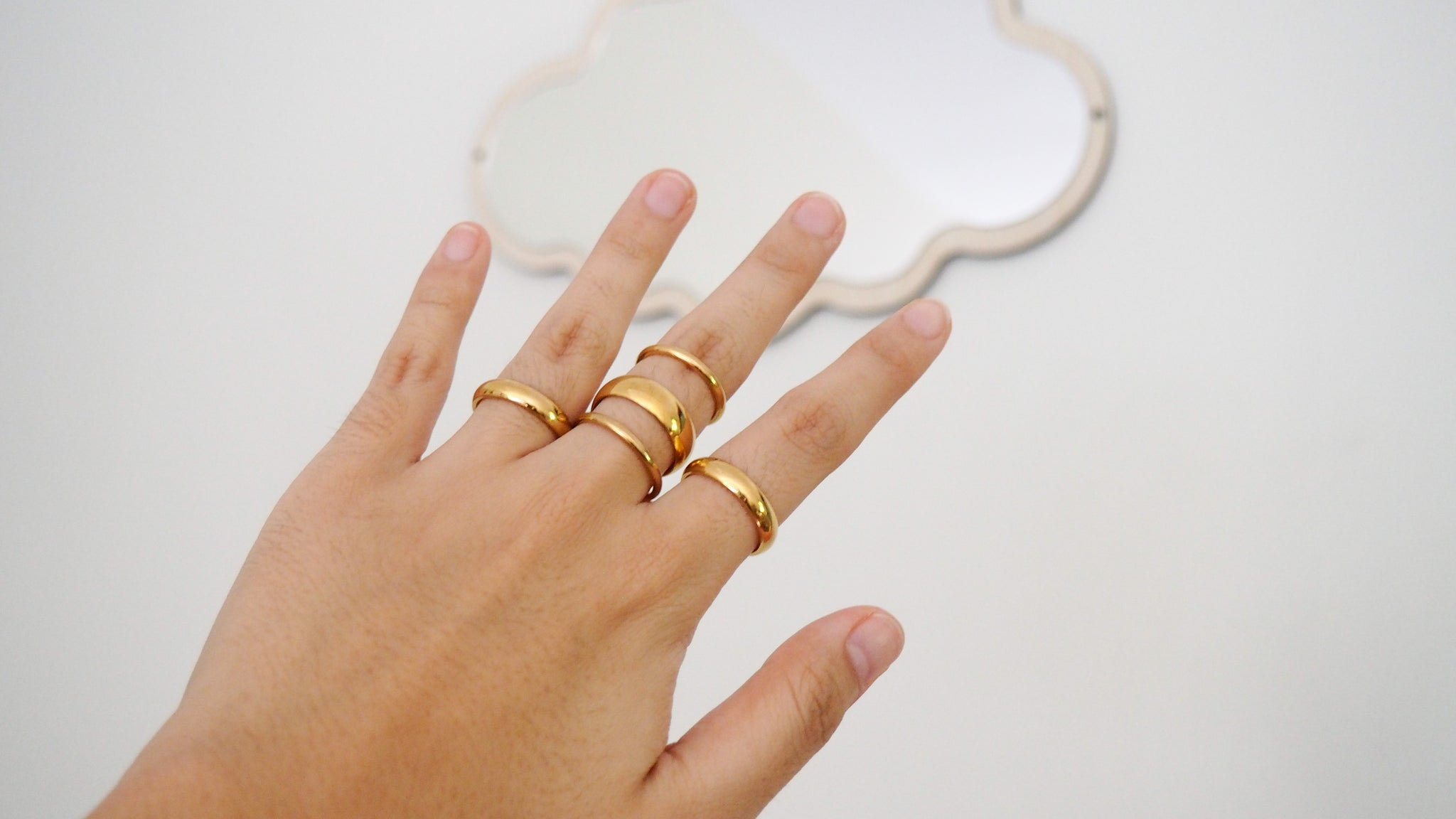 Classic Ring Band (Gold)
