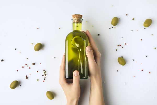 Different types of extra virgin olive oils are needed in cooking and eating. My olive oil, oleastron, enigma, syllektikon, Vee organic olive oil.