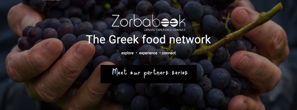 Grecian Purveyor, William Dachris, is the global ambassador of Greek gastronomy based in Australia. Interview video by Zorbabook, the Greek Food and Products Network.