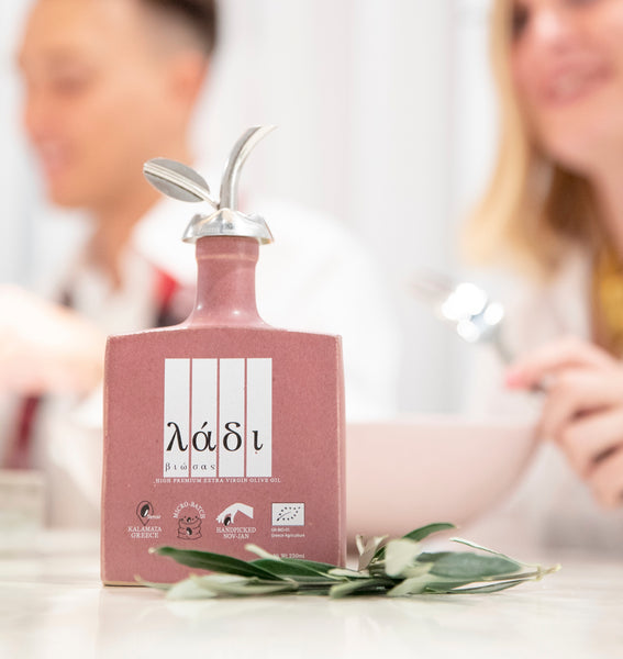 Pink Bottle Ladi Biosas and Grecian Purveyor to support Breast Cancer Awareness Month in Australia