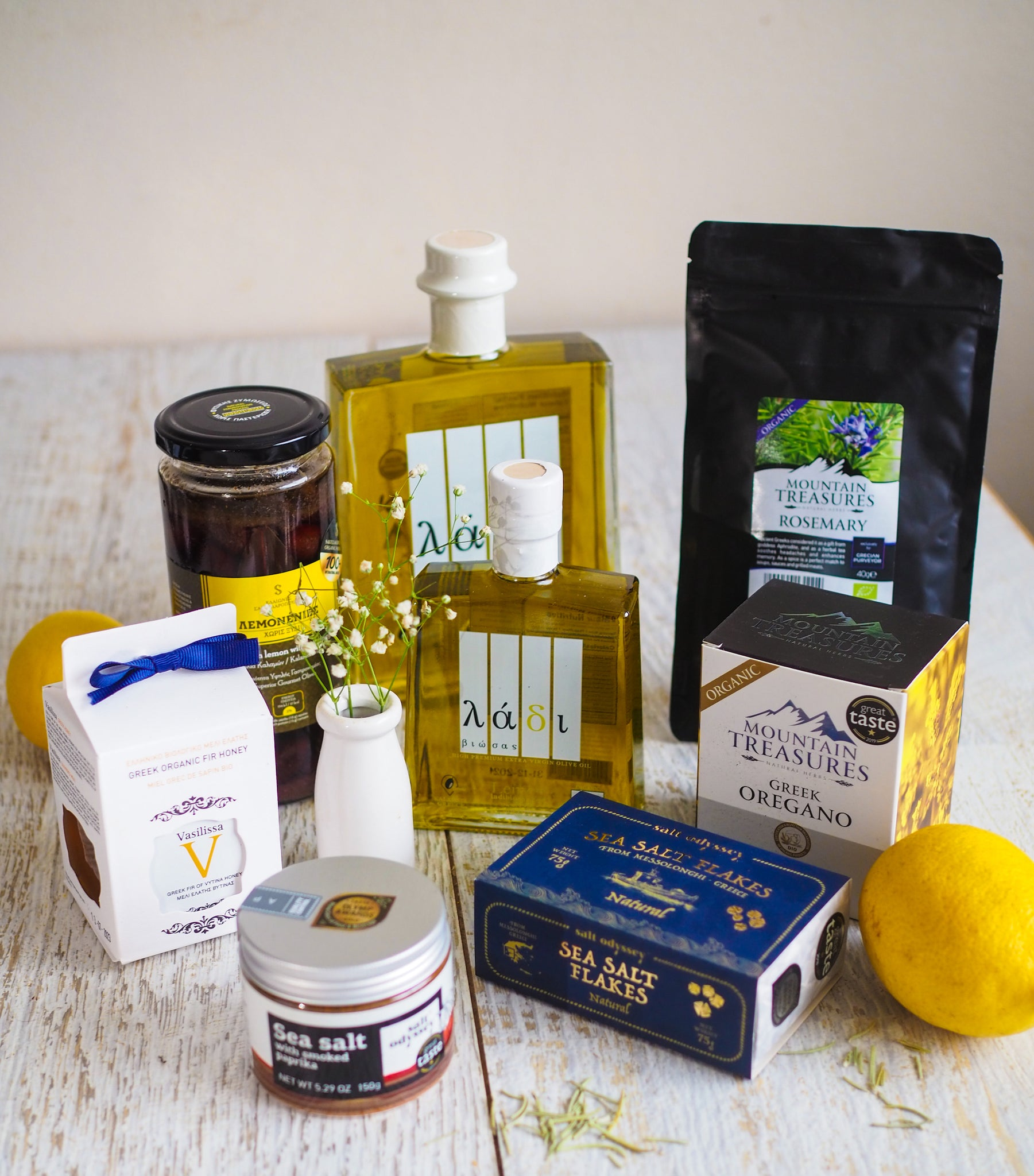 Quality cooking ingredients and gourmet foods by gourmet grocer Grecian Purveyor. Best gourmet grocery shopping online in Australia.