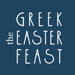 The Greek Easter Feast by Grecian Purveyor. Australia's Purveyor of finest Greek foods. Organic, high quality and gourmet products from Greece.