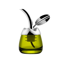 Alessi - Fior D'Olio Olive Oil Taster with Pourer - Grecian Purveyor, gourmet grocer. Premium gourmet foods and quality products foe delivery in Australia, Sydney, Melbourne, Adelaide, Brisbane, Perth and Canberra.