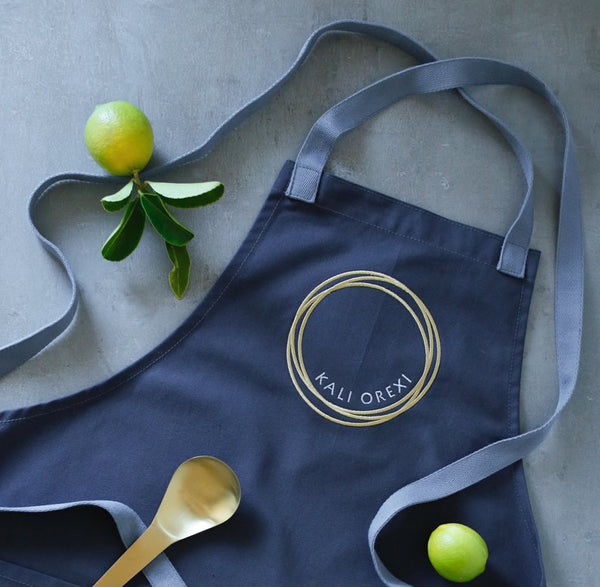 Kali Orexi Premium Cotton Canvas Aprons