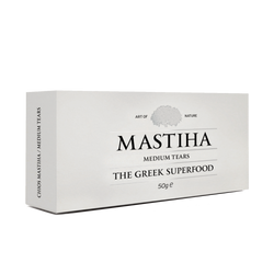 Natural Superfood Mastiha Medium Tears by Grecian Purveyor