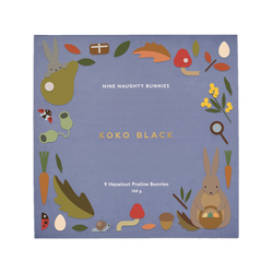 Finest handmade Easter chocolate eggs and easter bunnies by Koko Black. Buy online now at Grecian Purveyor, the gourmet grocer of Australia.