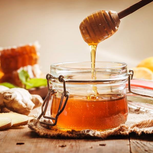 strawberry tree raw honey has more health benefits to manuka honey. greek raw honey is better than manuka honey.