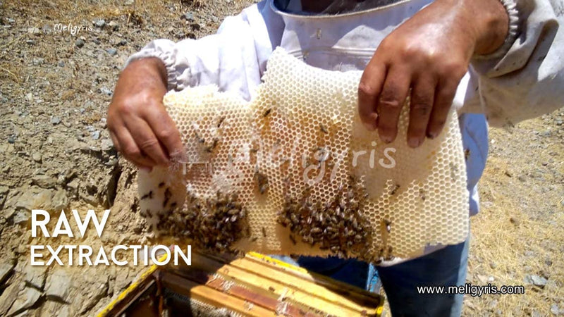 Raw Honey – Cretan Thyme Honey